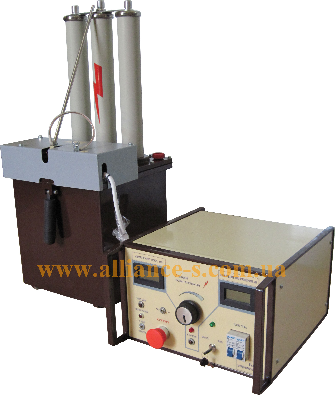 White High Voltage Test Equipment : Test equipment high voltage testing device «av